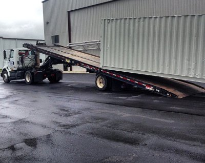 Move Storage/Shipping Containers | Raleigh NC | Carolina
