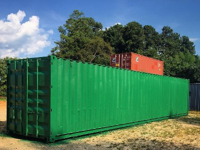 40 foot storage container
