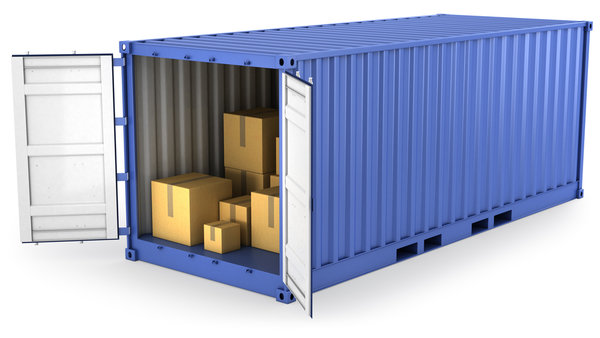 Containers Protect Construction Materials
