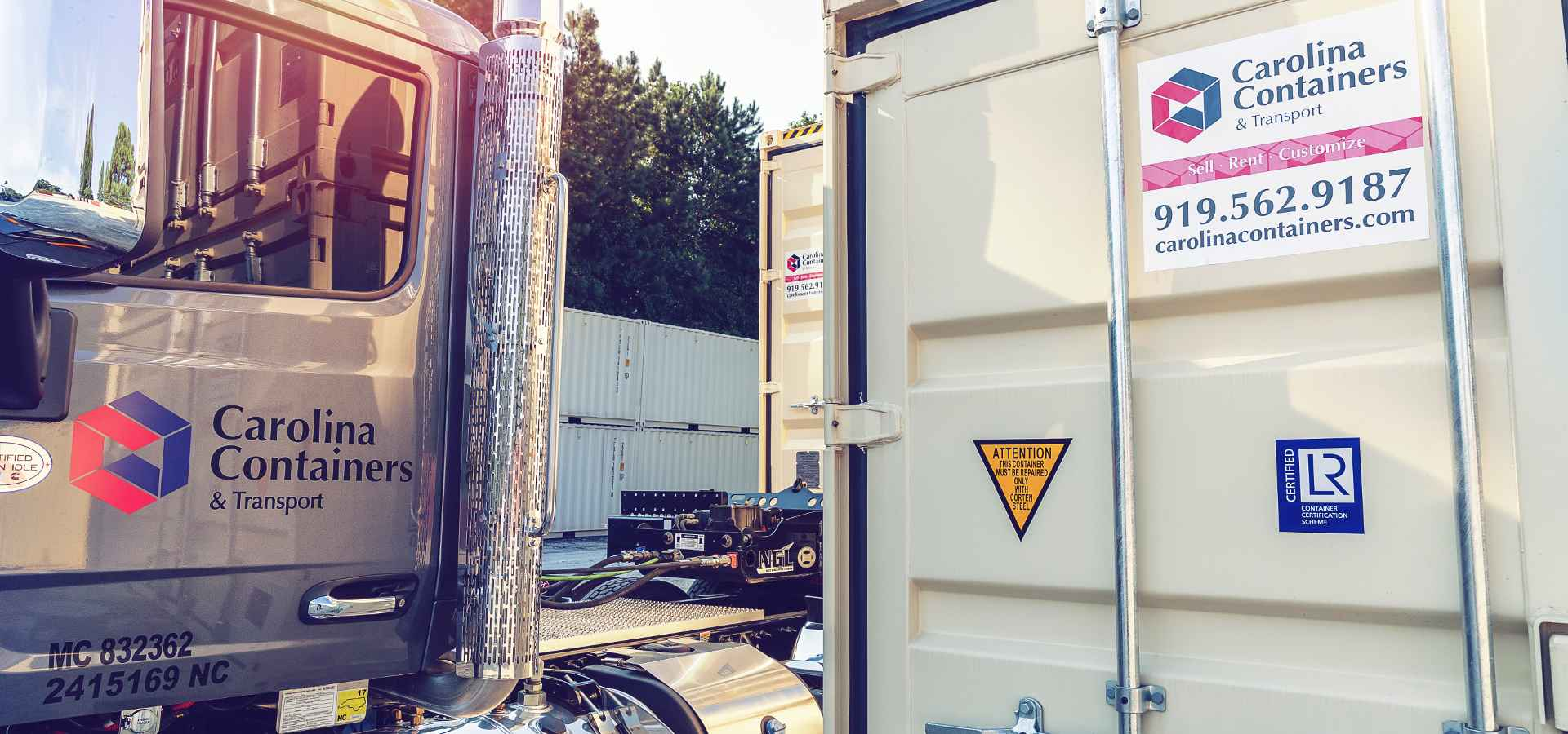 best storage container raleigh