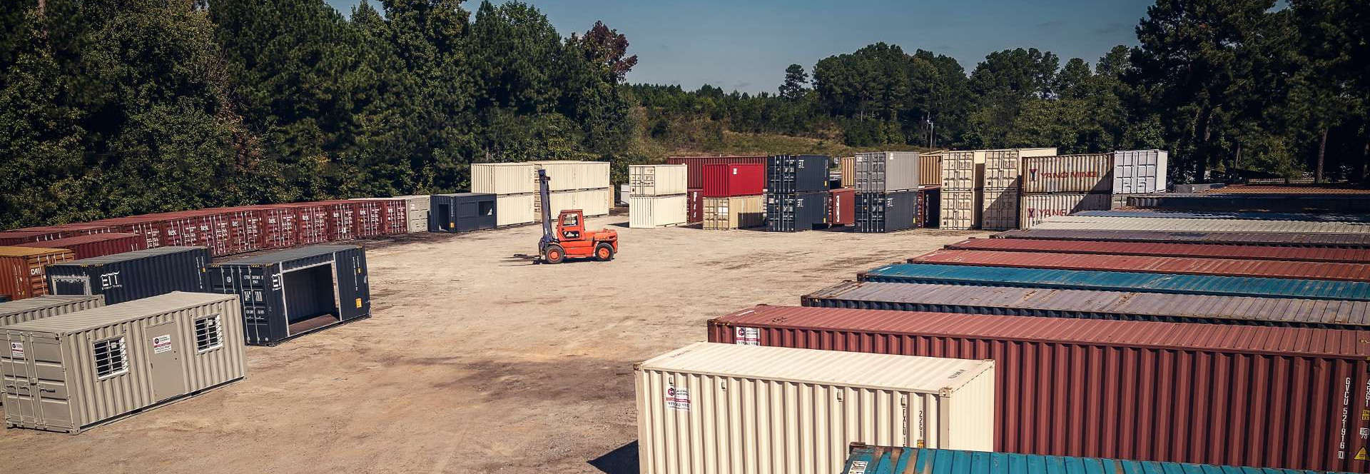raleigh storage container lot