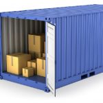 Conex Containers as Business Storage?