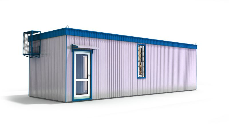 Carolina Containers shipping container office