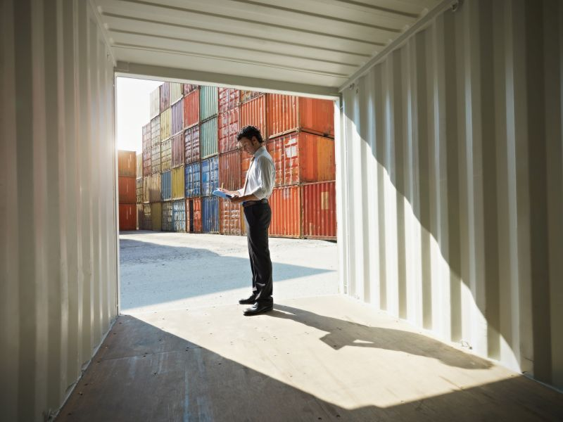 Carolina Containers shipping container sales