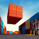Safely Stacking Shipping Containers