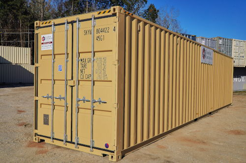 40 foot storage container raleigh nc 2