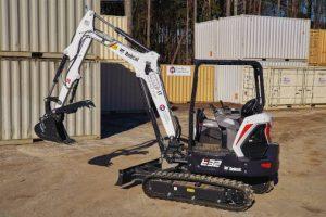bobcat equipment rental- Bobcat E32 Compact Excavator