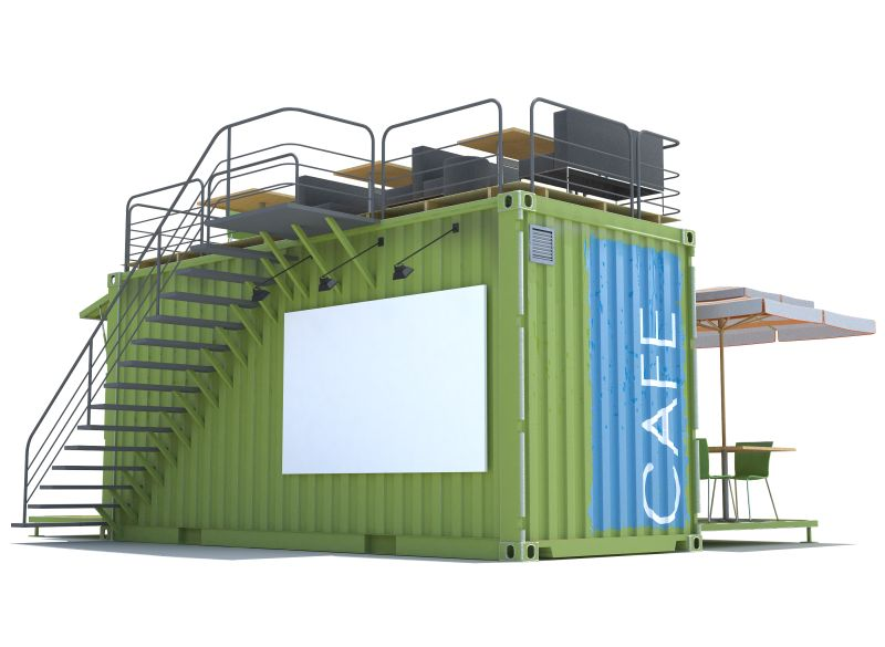 Carolina Containers custom shipping containers
