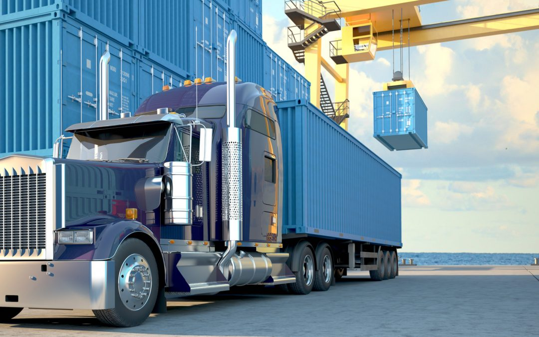 Shipping container transportation - Carolina Containers