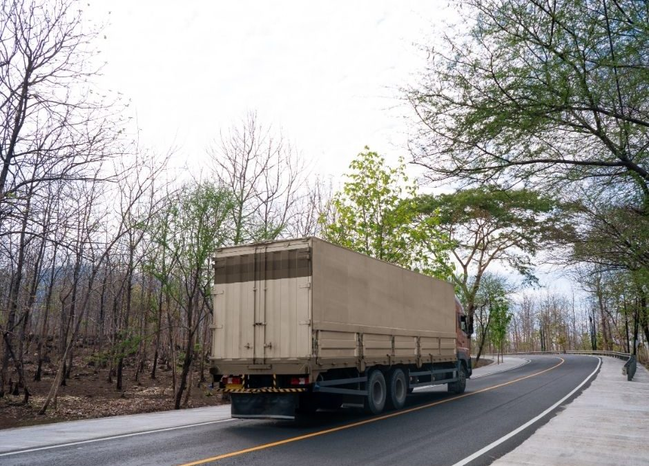 Using A Shipping Container to Move or to Transport Goods