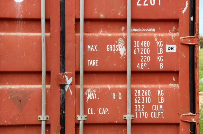 What Are All The Parts And Components Of A Shipping Container?