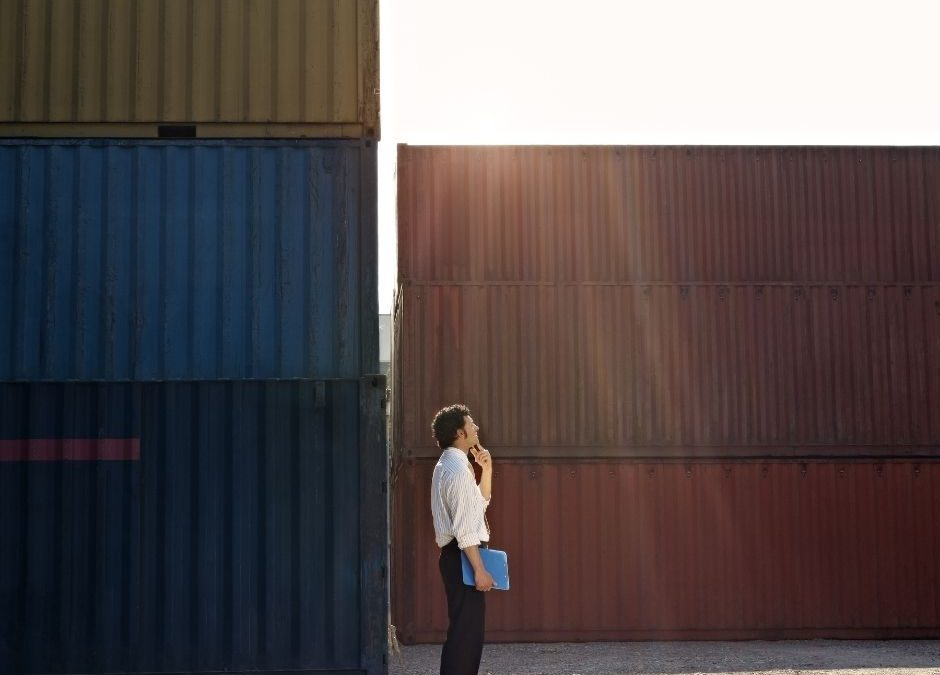 Shipping Container: Offices or Workspace?